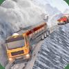 Mountain Oil Cargo Heavy Trailer Truck