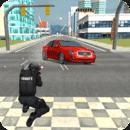 警察VS歹徒停车3D