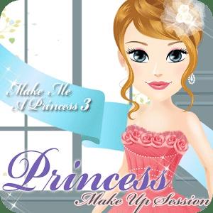 公主化妆游戏2
