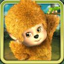 会说话的可爱小猴子