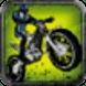 山地摩托赛车