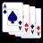 一副扑克牌