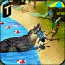 单机模拟鳄鱼猎杀