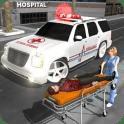 愤怒的3D救护车赛