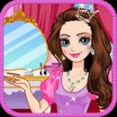 美容水疗中心的公主游戏