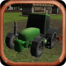 3D拖拉机模拟器