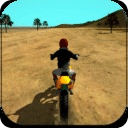 3D越野摩托车