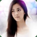 韩国美女拼图