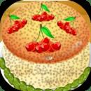 奶油蛋糕装饰