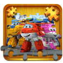 Jigsaw Super Wings Puzzle