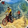 BMX 越野 自行车 骑士 游戏