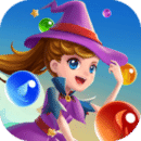 女巫魔法:泡泡射击