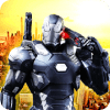 Ultimate Ironman Robot Hero: Iron revenge last man
