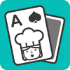 Solitaire Cooking Tower - Top Card Game