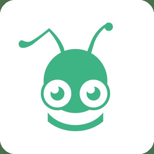 手工制作图形蚂蚁