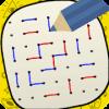 点和盒 - 正方形