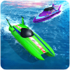 Speed Boat Extreme Turbo Race 3D