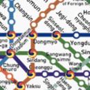 首尔地铁地图