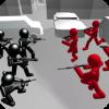 战斗模拟器:计数器 火柴人
