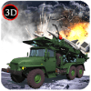 陆军导弹发射卡车缅甸