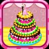 制作结婚蛋糕游戏