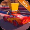 Lightning Racing Mcqueen Games car