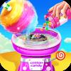 棉花糖店-儿童制作食物游戏