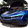 Car Parking Bmw i8 Simulator