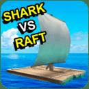 Shark vs Raft