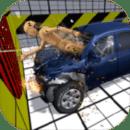 汽车碰撞测试模拟器