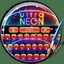 Keyboard Ultra Neon