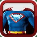 Super Hero Man Face Changer
