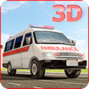 3D医用救护车