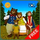 全部找到它们:童话和传说 - 儿童益智游戏