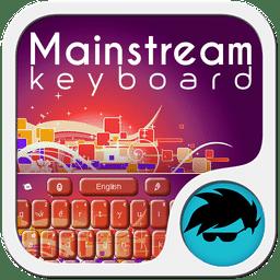 Mainstream Keyboard