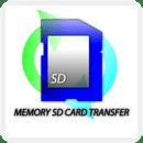 应用进程的内存SD卡传输