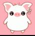 桌面宠物-白白猪