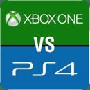 游戏机对抗  Xbox One VS PS4