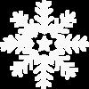 素雅的天空飘雪花的动态壁纸