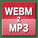 WEBM到MP3在线转换