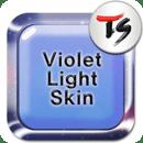 紫光皮肤 for TS 键盘