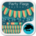 Party Flags Keyboard