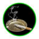 我喜欢吸烟
