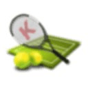 学习网球单打