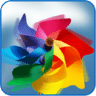 3D风吹大风车动态壁纸