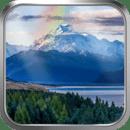新西兰风景-绿豆动态壁纸