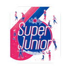 SUPERJUNIOR 锁屏