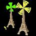 信号接收尖顶塔