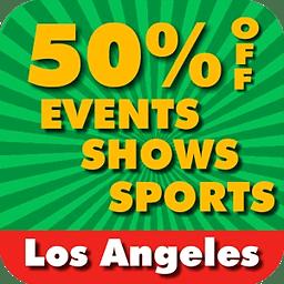 50% Off Los Angeles Even...