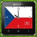 Watchface Czech (Sony SW...